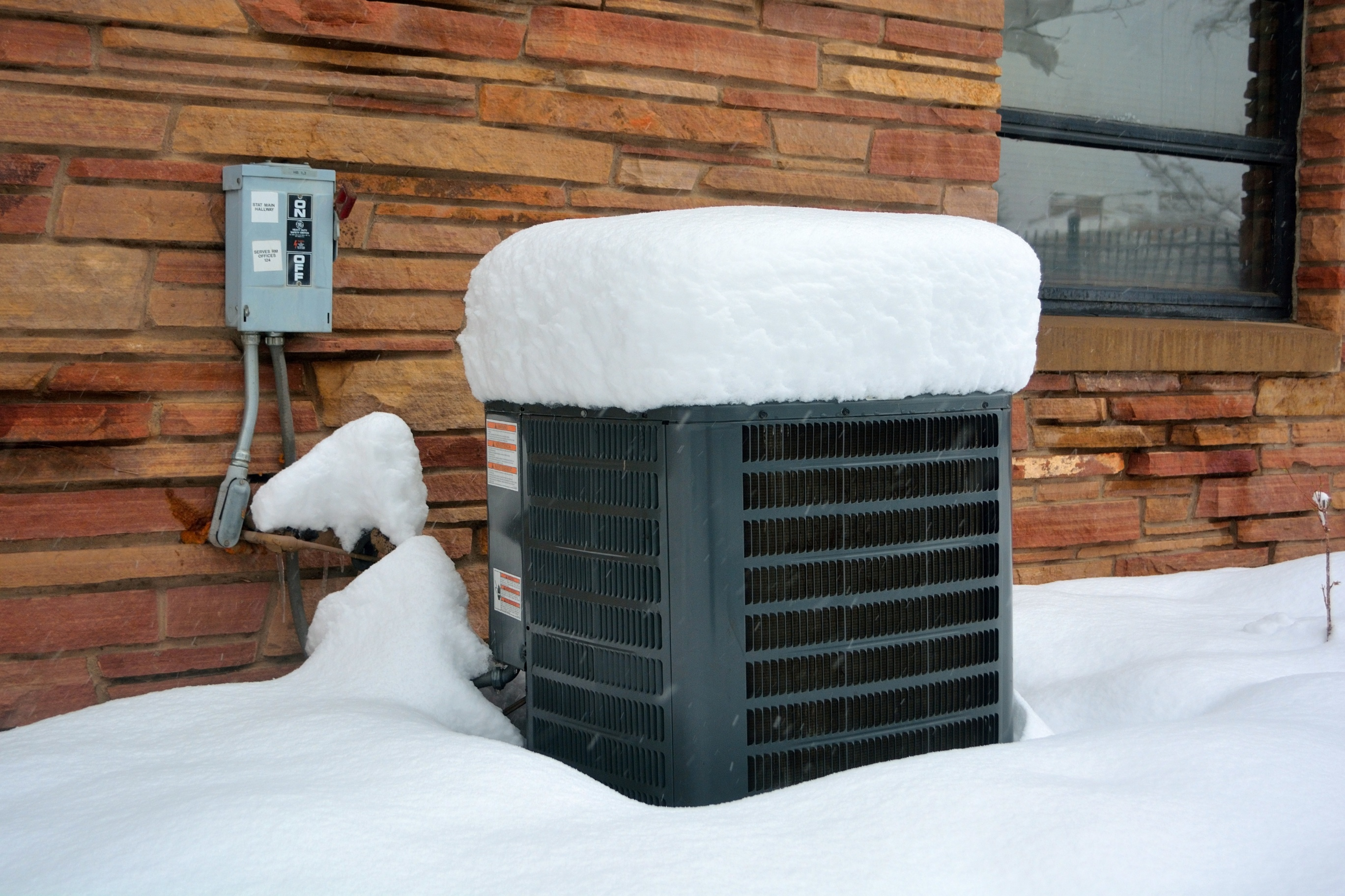Do I Need a Cover for My Air Conditioner for Winter?| Monmouth County NJ